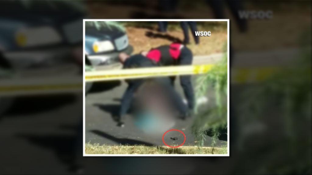 美警擊斃黑人案 檢獲手槍DNA與死者脗合