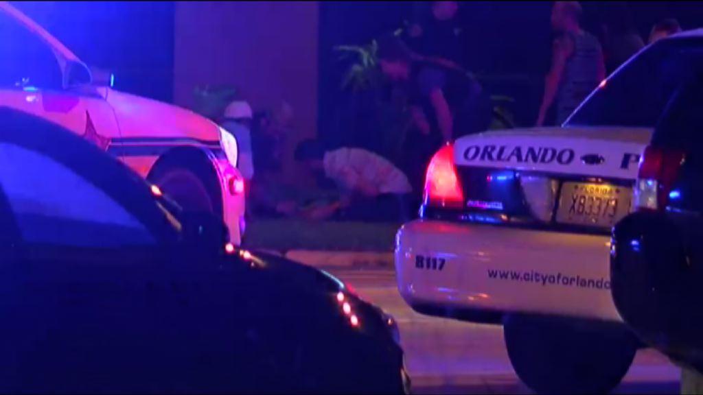 奧蘭多槍擊案 槍手聲稱效忠伊斯蘭國