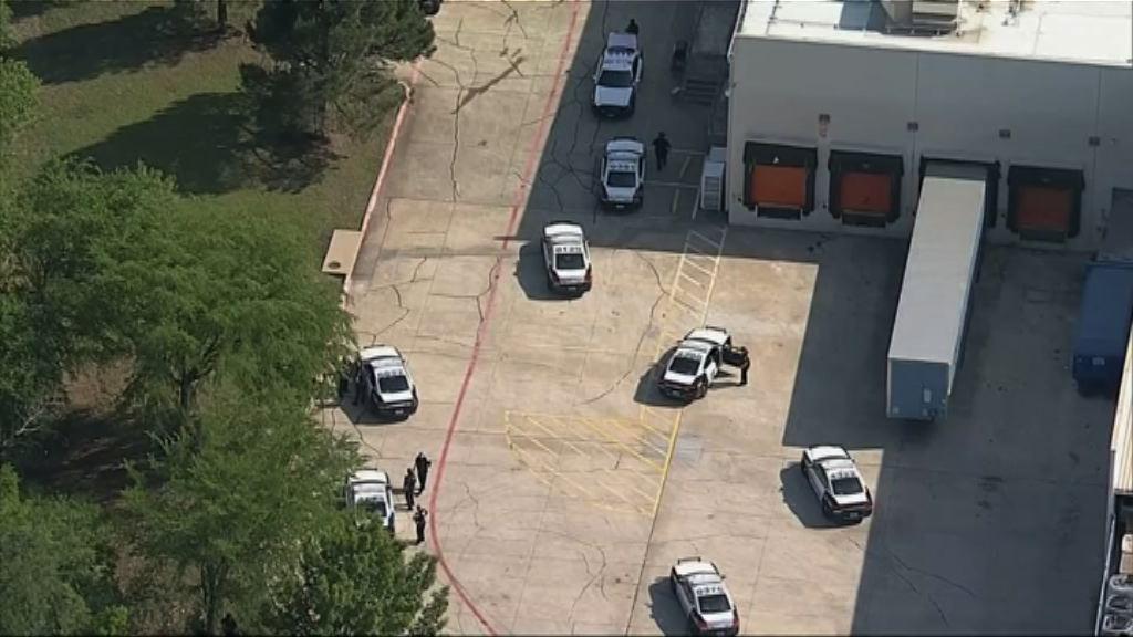 美國達拉斯家品店外兩警員被槍傷