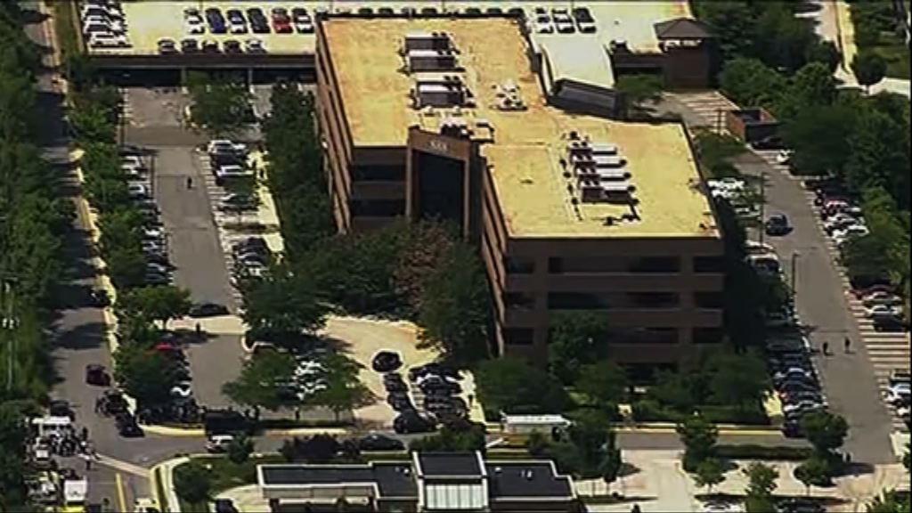 美國馬里蘭州報社遇槍擊五死兩傷
