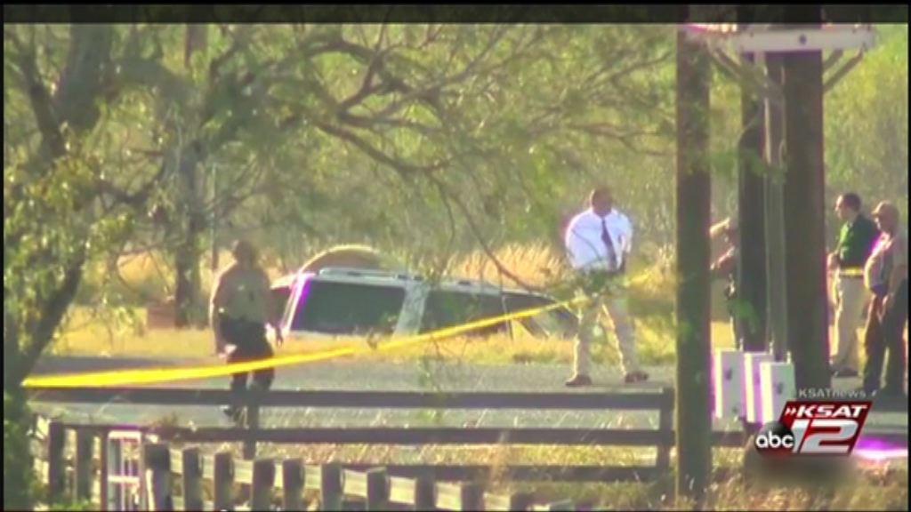 美國得州教堂槍擊案 警方:槍手在車內自殺