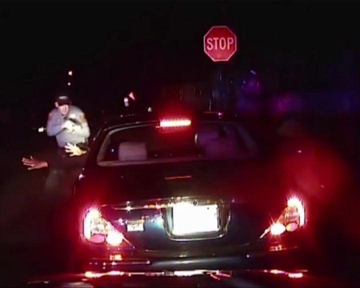 美國新澤西黑人男子被警員槍殺
