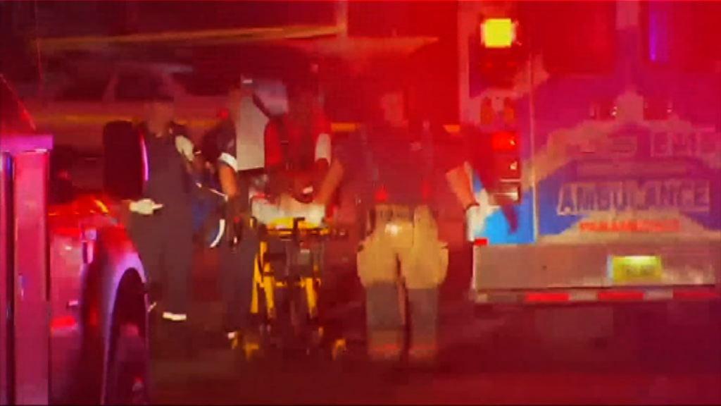 美佛州槍擊案多人死傷 警拘三涉案者問話