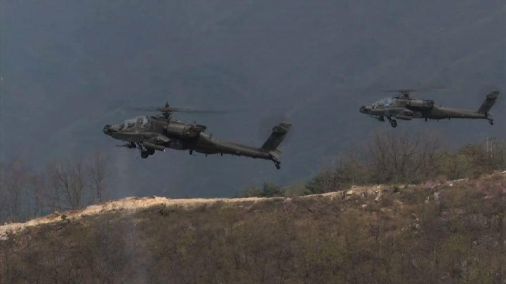 據報美國會無限期暫停美韓軍演