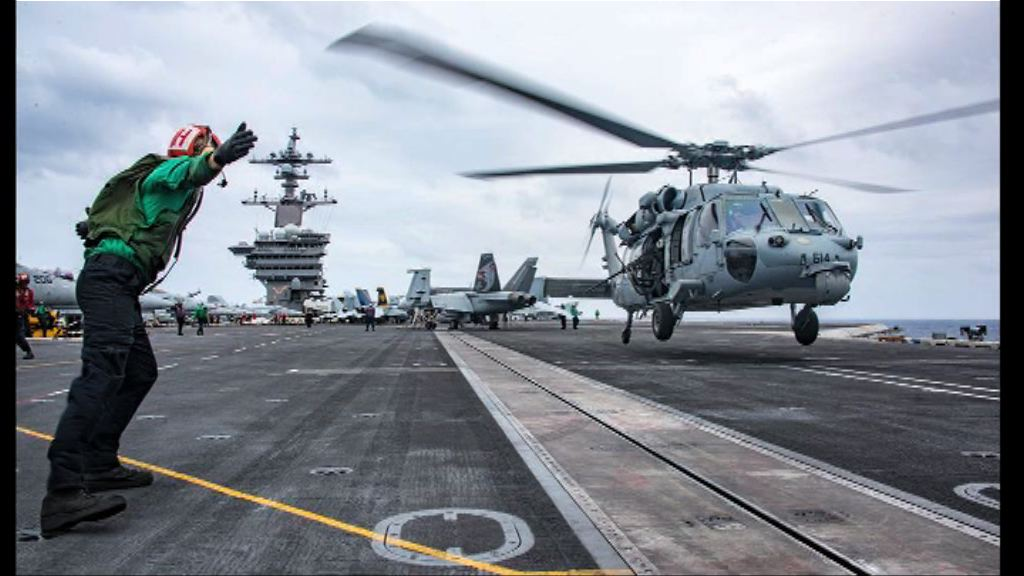 中國擬修例限制外國船艦進領海