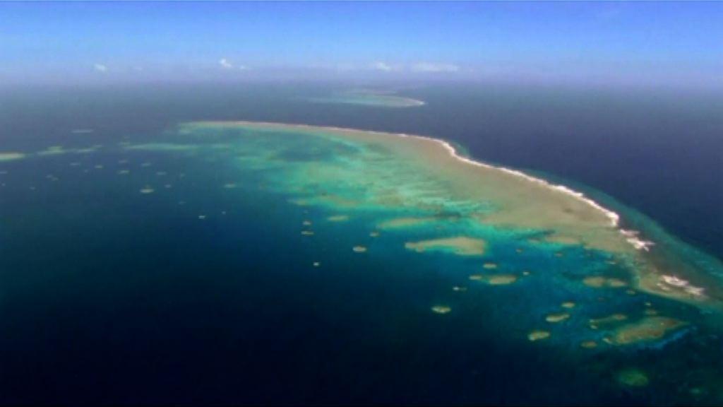 美國驅逐艦駛入美濟礁12浬範圍