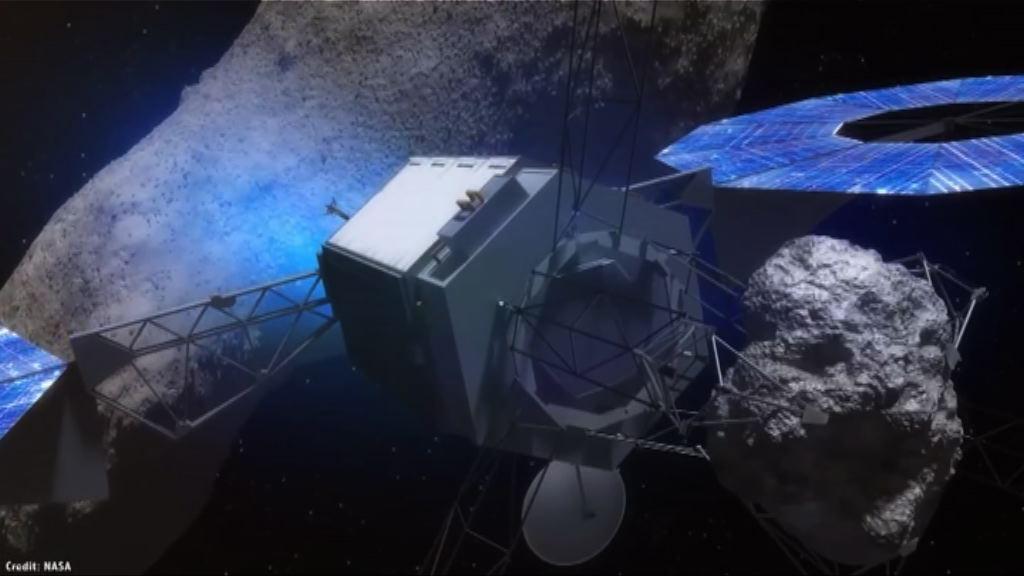 美俄同意合作建月球首個太空站