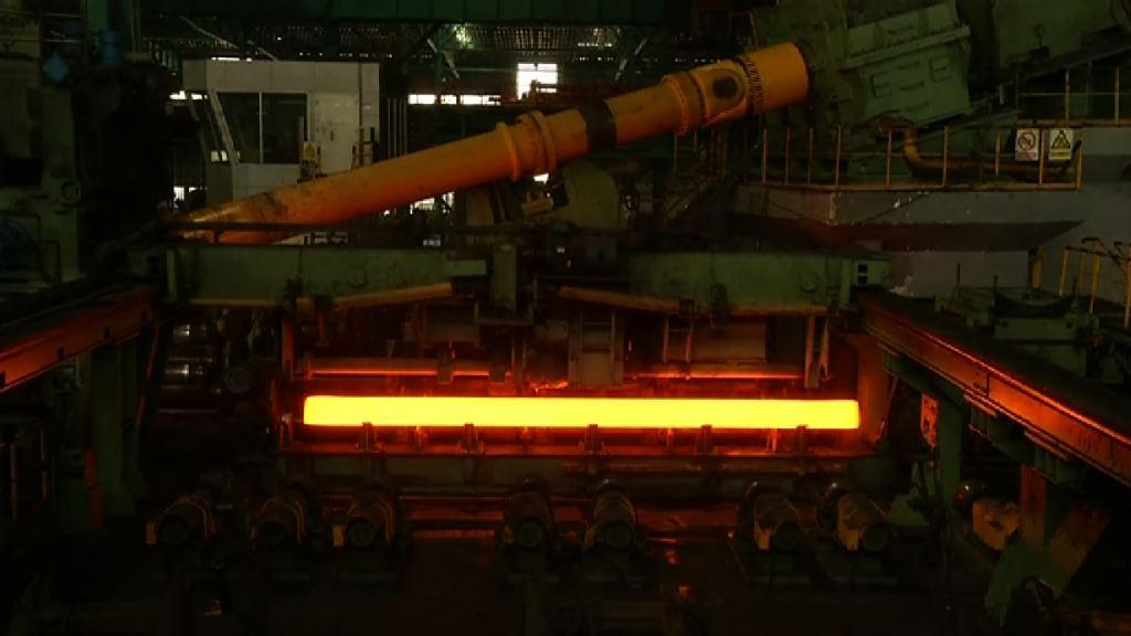 美國建議對華進口鋼鐵徵53%關稅