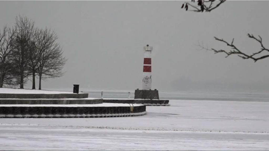 美國嚴寒天氣致大規模停電 逾千六航班取消