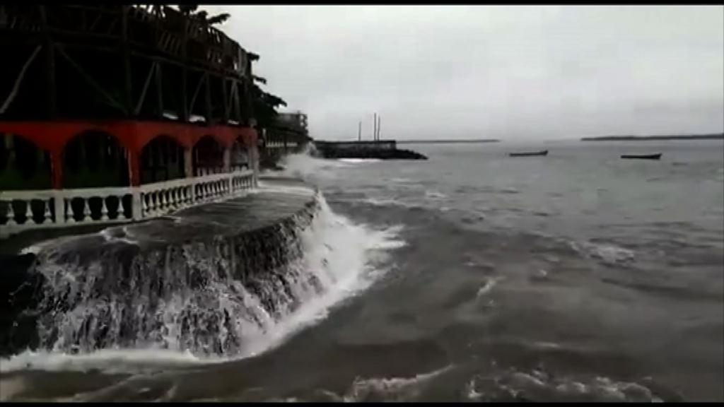 颶風逼近美國新奧爾良居民加緊準備