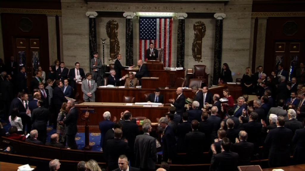 美國參議院通過稅改法案