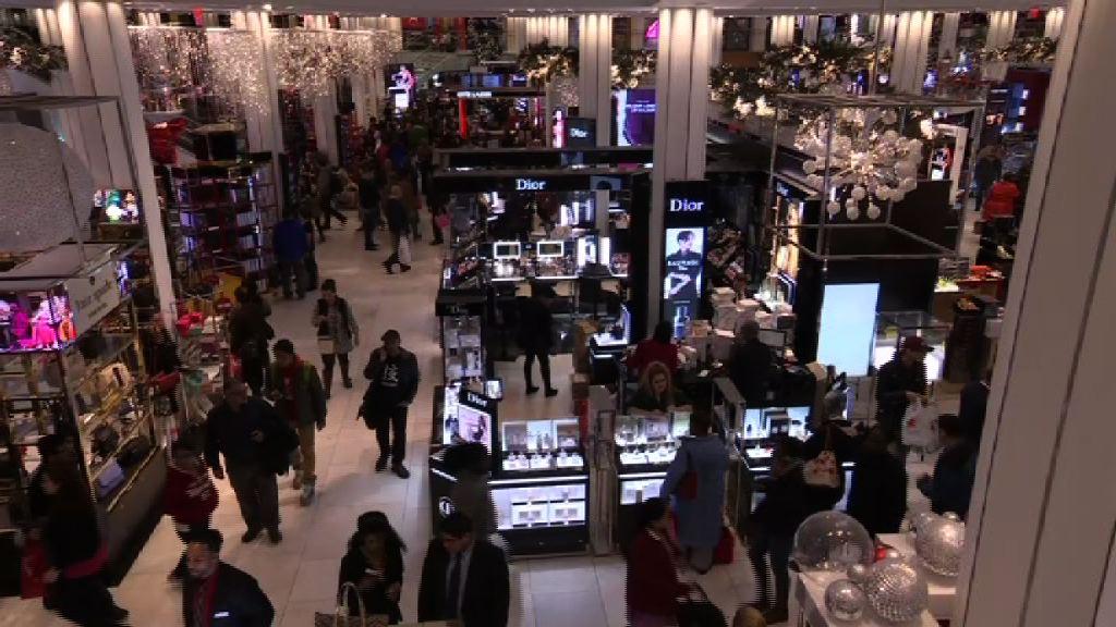 調查料1.64億美國人感恩節假期周末購物