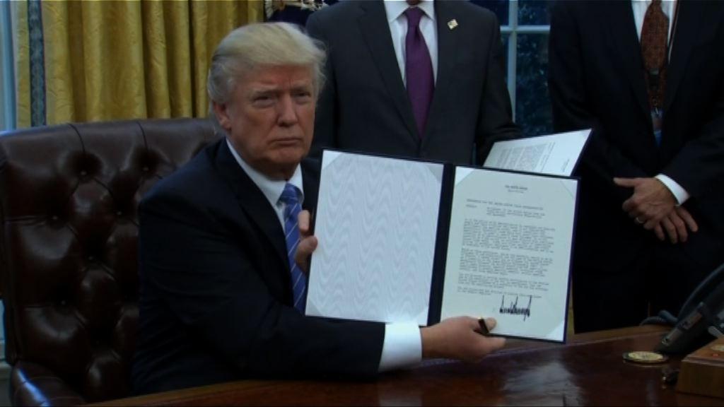 特朗普倡與其他國家單對單貿易談判