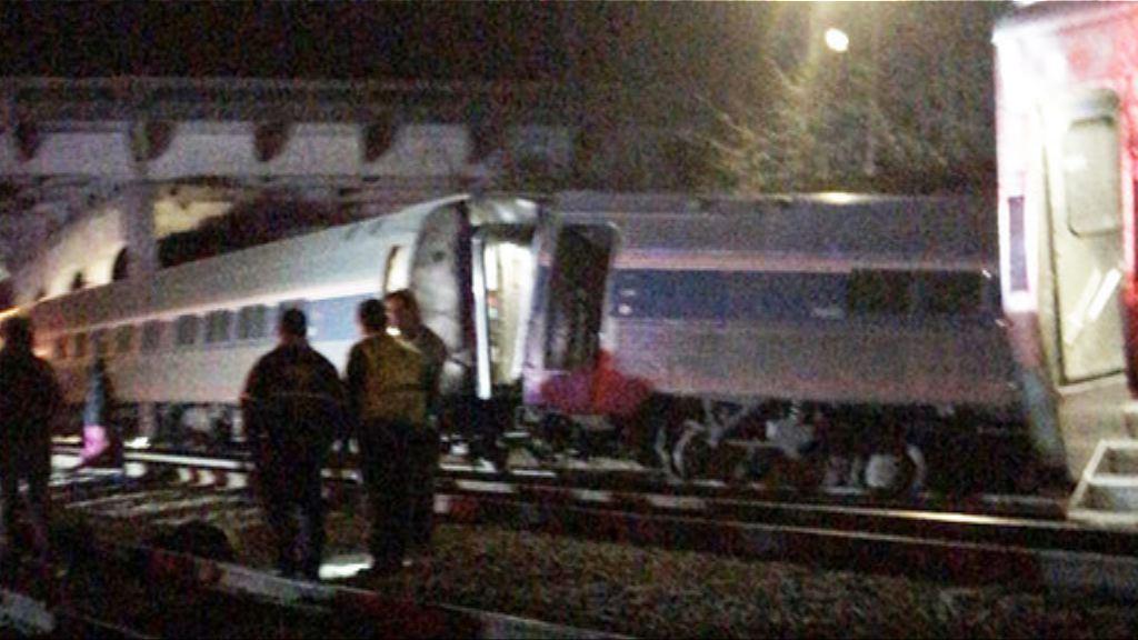 美國南卡州兩火車相撞兩死逾70傷