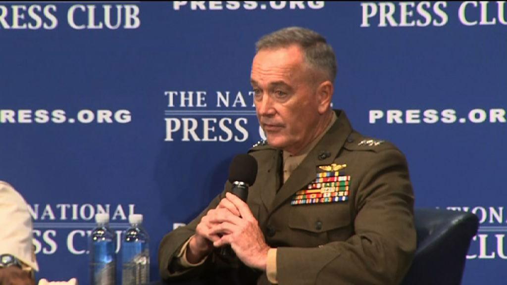 美軍參謀長聯會主席指跨性別者服役政策不變