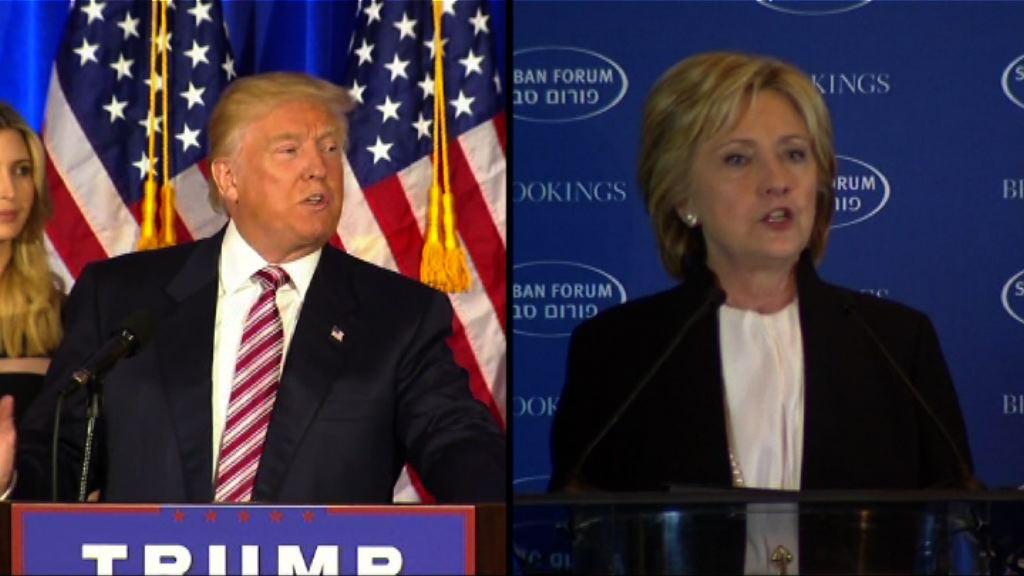 美國大選點票結果:特朗普密歇根州險勝