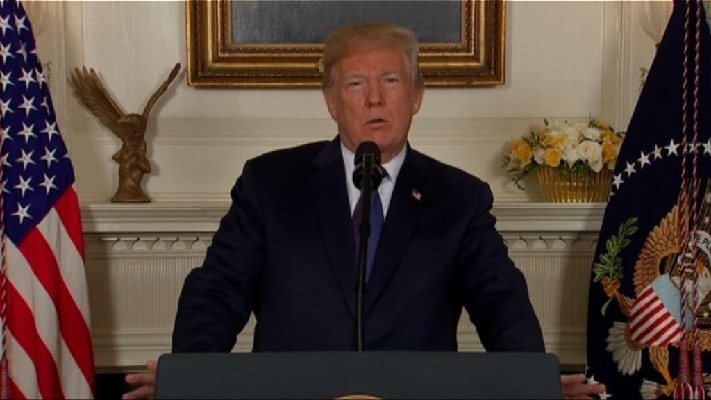 美國決定攻擊敘利亞化武目標