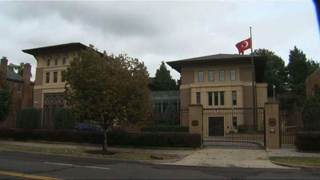 土耳其促美重新審視停辦簽證決定