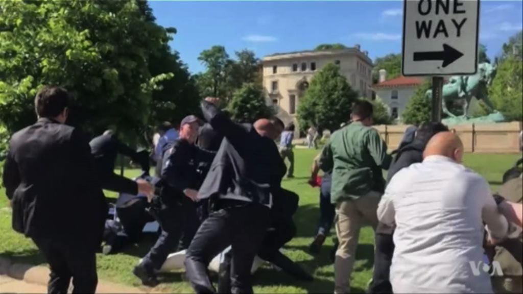 美警追緝涉打示威者土耳其保安