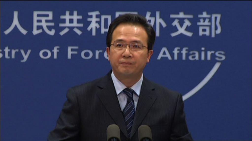 北京重申堅決反對美國對台售武