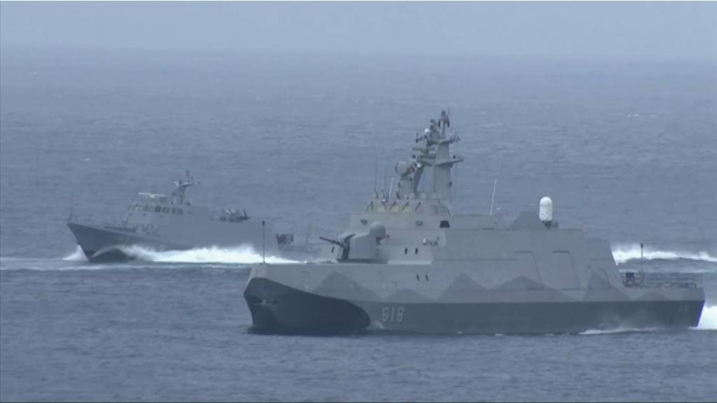 美國參議院通過美軍艦停泊台港口