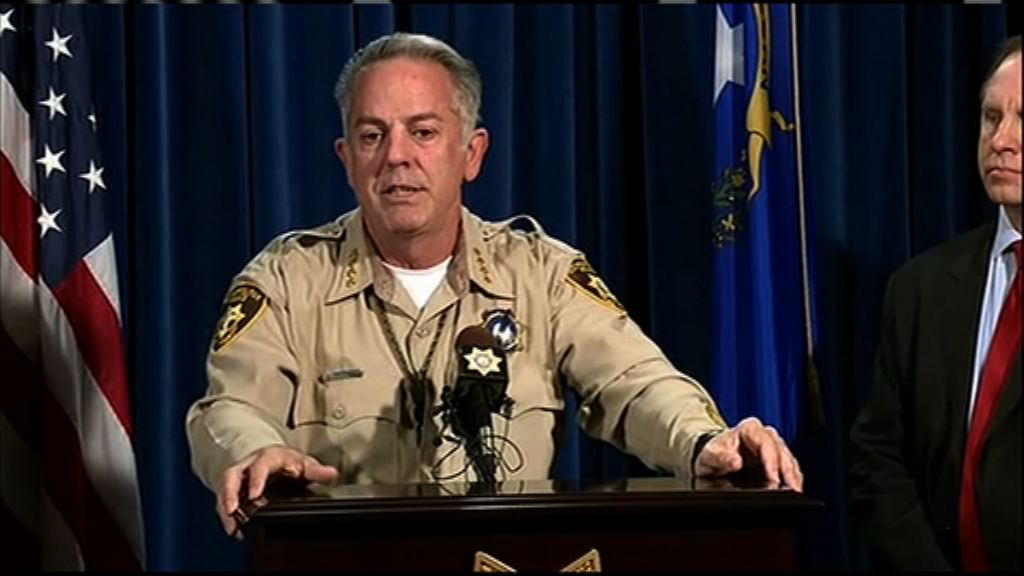 拉斯維加斯槍擊案 警方調整案發時序