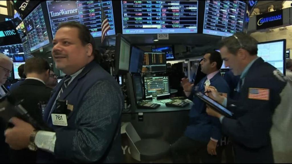 科技及能源股造好 道指及標指創收市新高