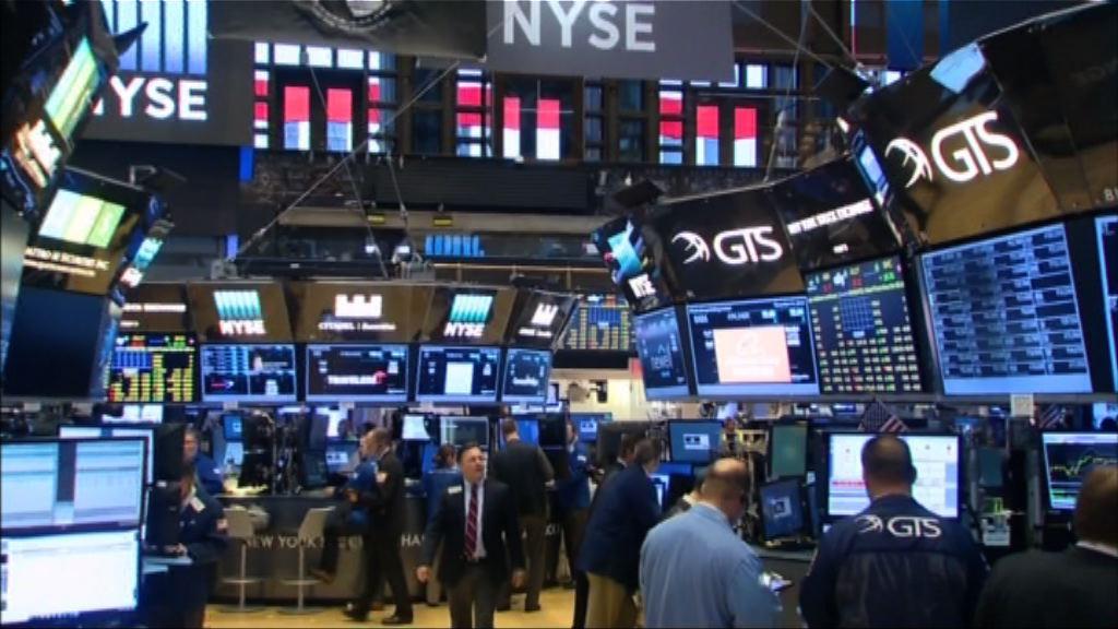 科技股造好帶動美股三大指數均創新高