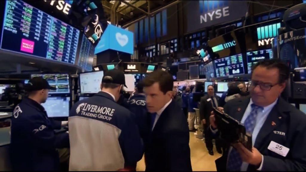 企業業績佳及科網股急升 美股上升