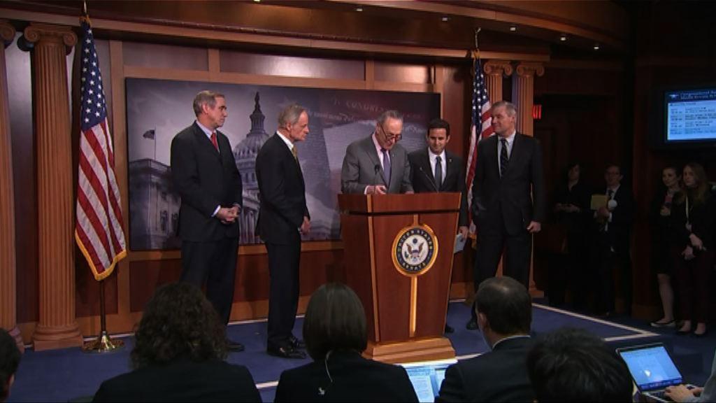 美國國會議員對攻擊敘利亞反應不一