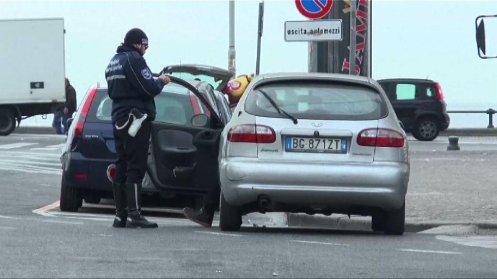 美國發歐洲旅遊警告提醒防範恐襲
