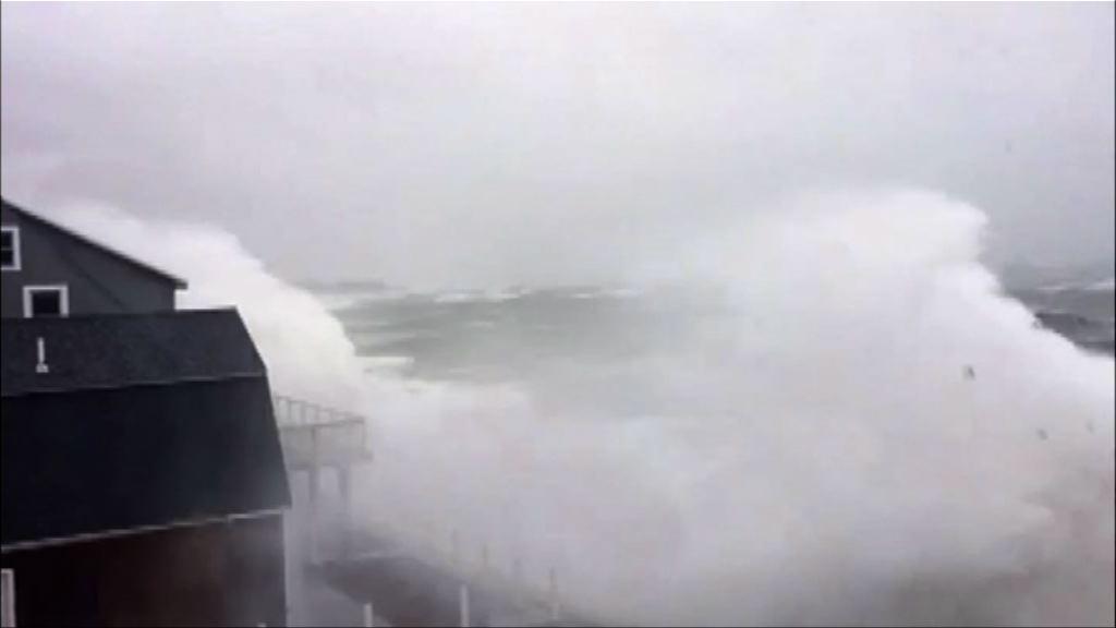 冬季風暴吹襲美國 過百萬戶停電