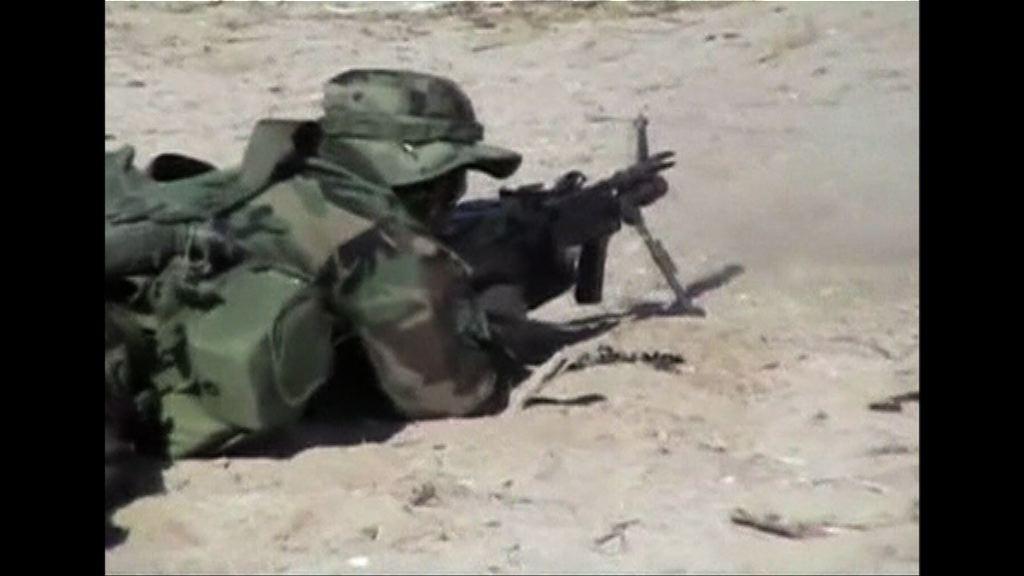 美軍突擊行動遇頑抗 海豹突擊隊員陣亡