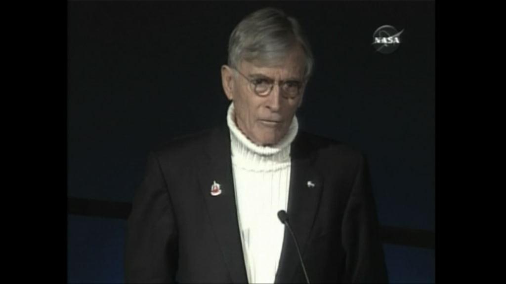 美國傳奇太空人約翰楊逝世