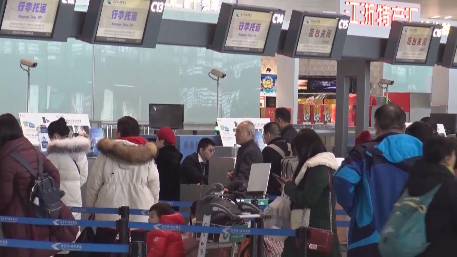 民航局:在風險可控前提下可適度增加部分國家航班