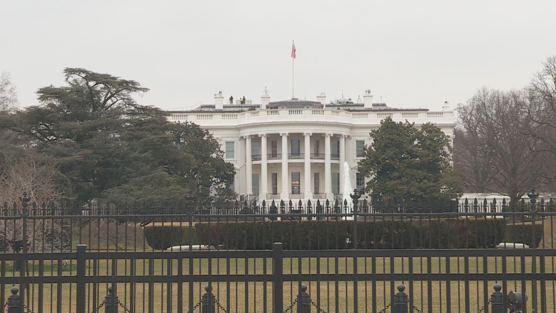 白宮要求政府機構提交與中國有關支出細節