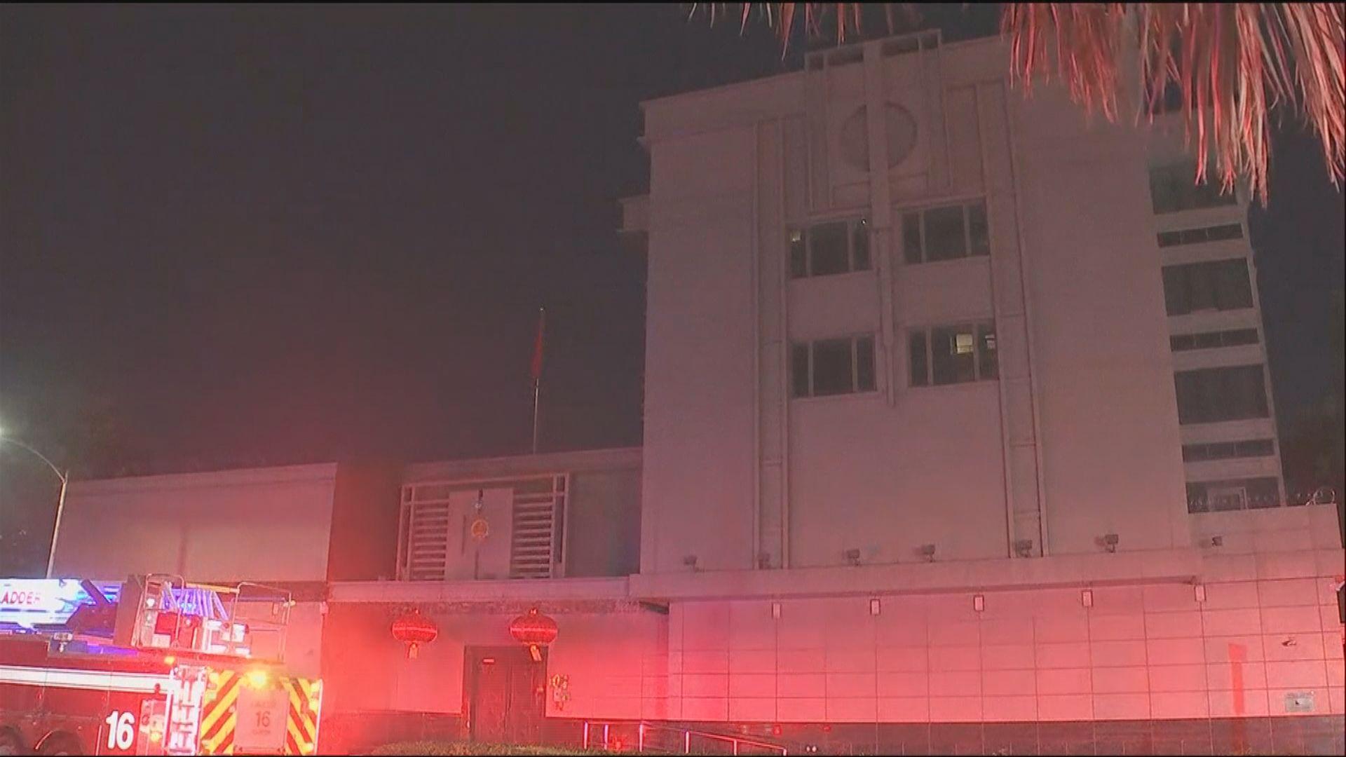 外交部強烈譴責美國要求關閉中國駐休斯敦總領事館