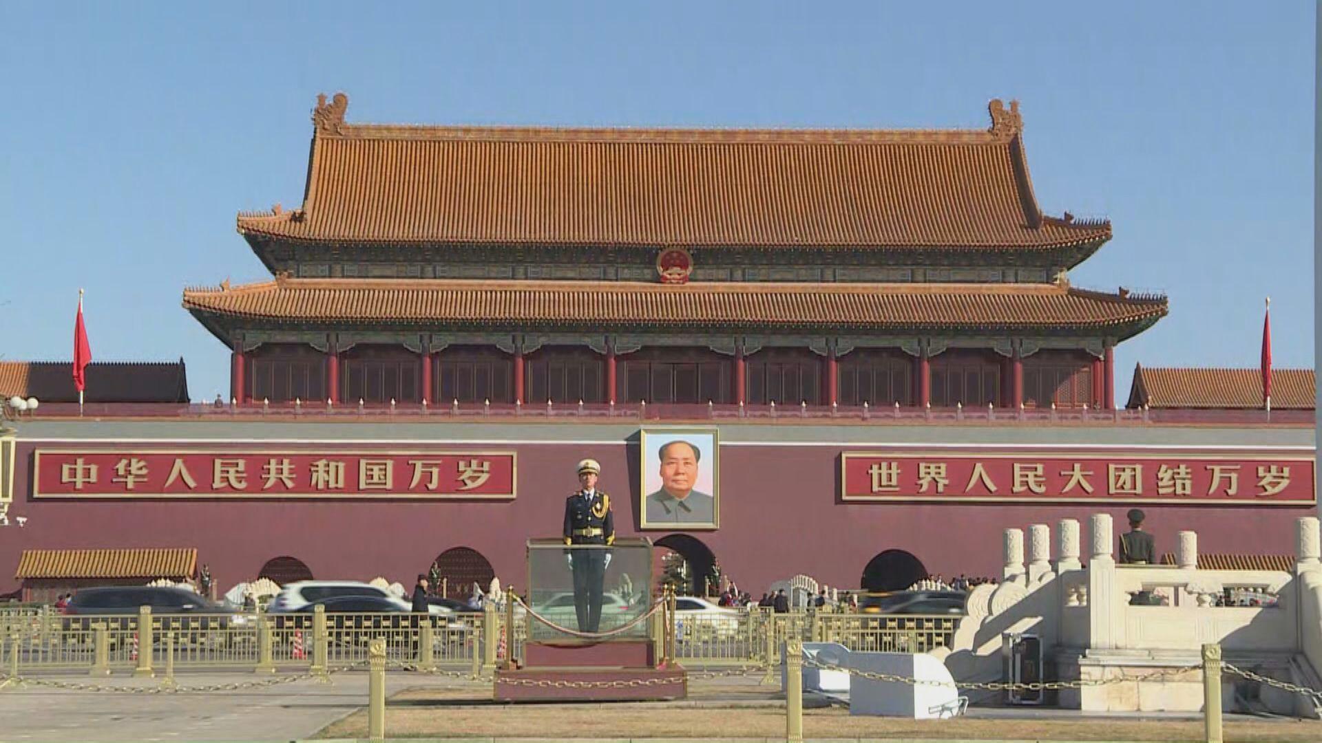 美媒:中國警告或拘留美國公民 回應起訴學者