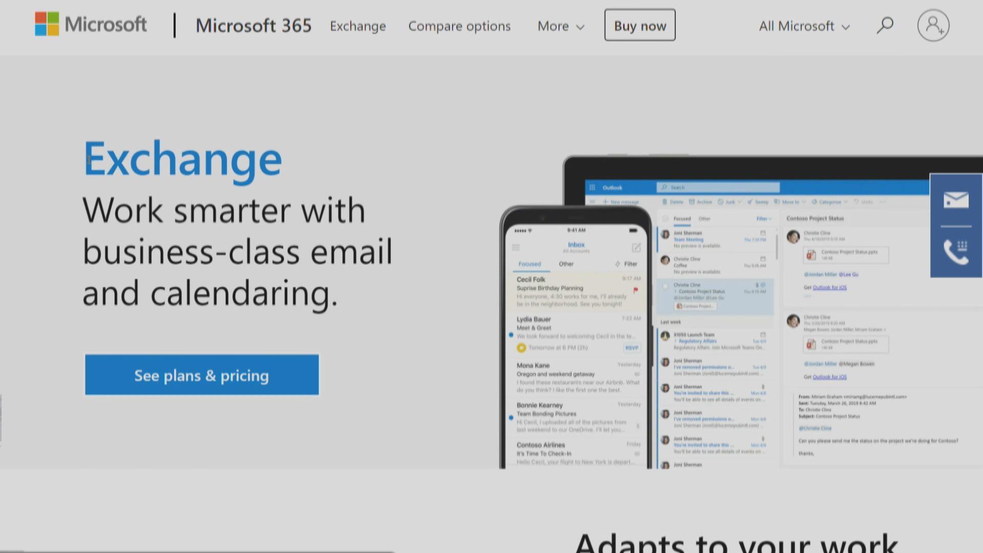 企業電郵服務系統出現漏洞 微軟指中國黑客竊取資料