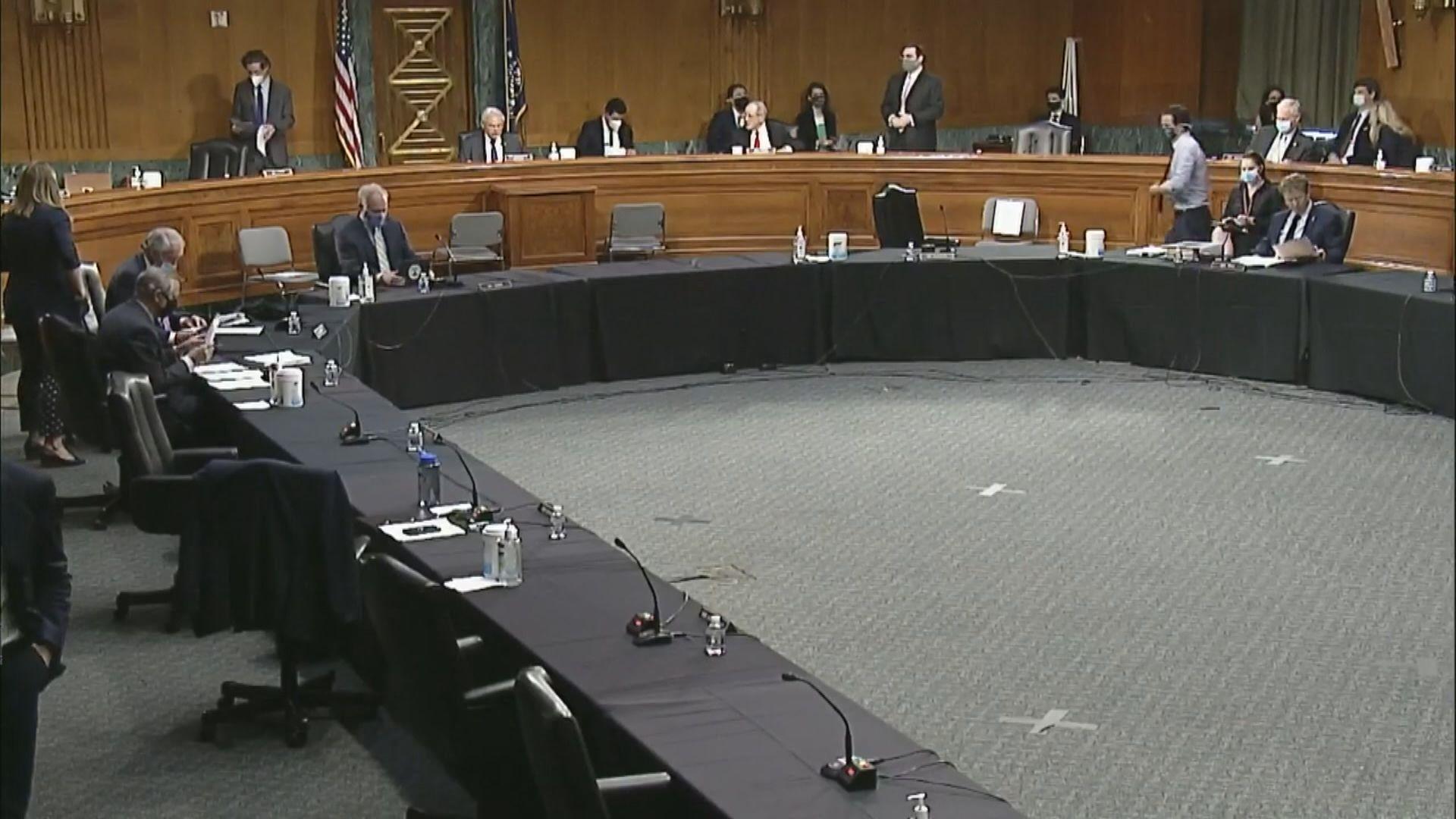 美參院委員會通過法案應對中國挑戰 提及港台疆問題
