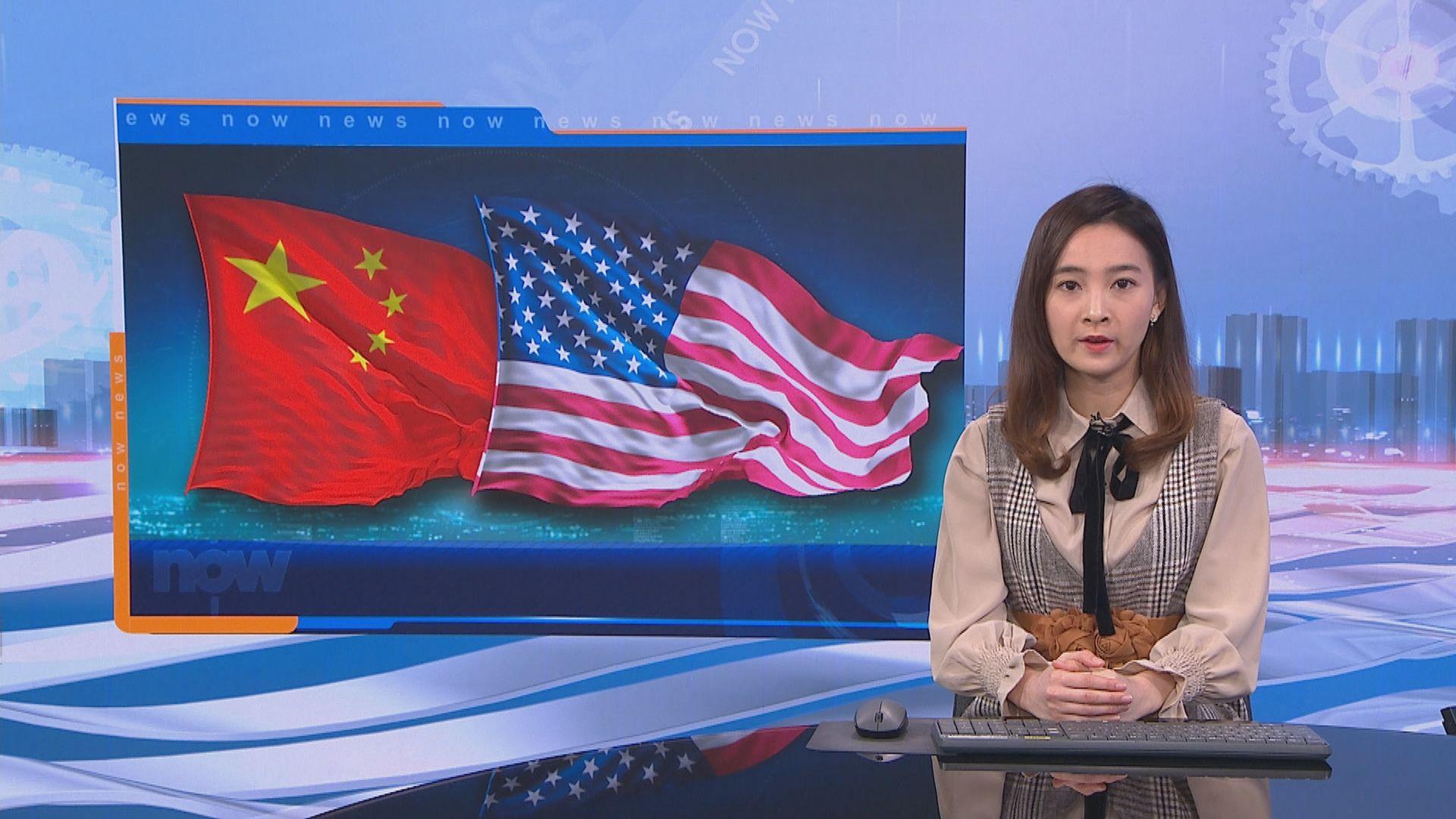 特朗普不滿中國驅逐美國記者 對中國做法感不快