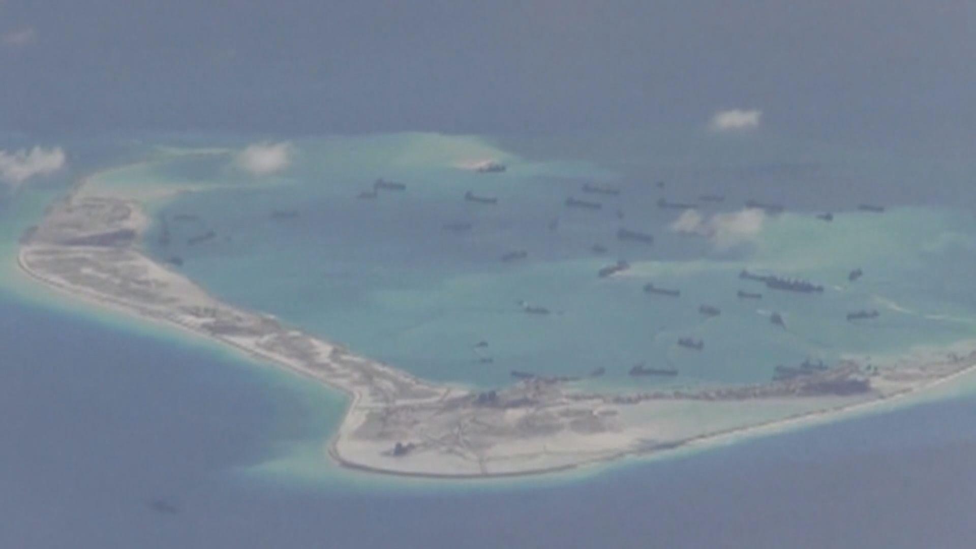 中方稱美在南海問題上錯誤表態 表示堅決反對