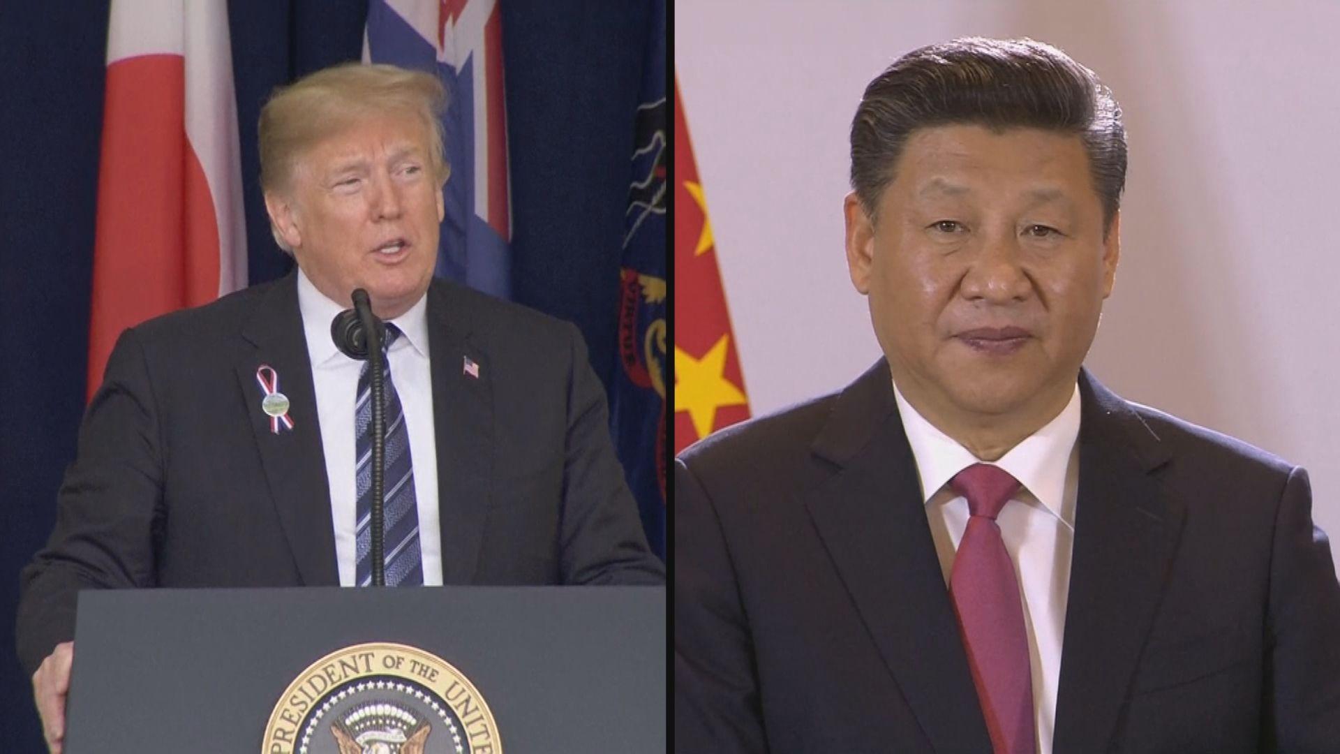 傳若習特會失敗 美國或對所有中國貨徵稅