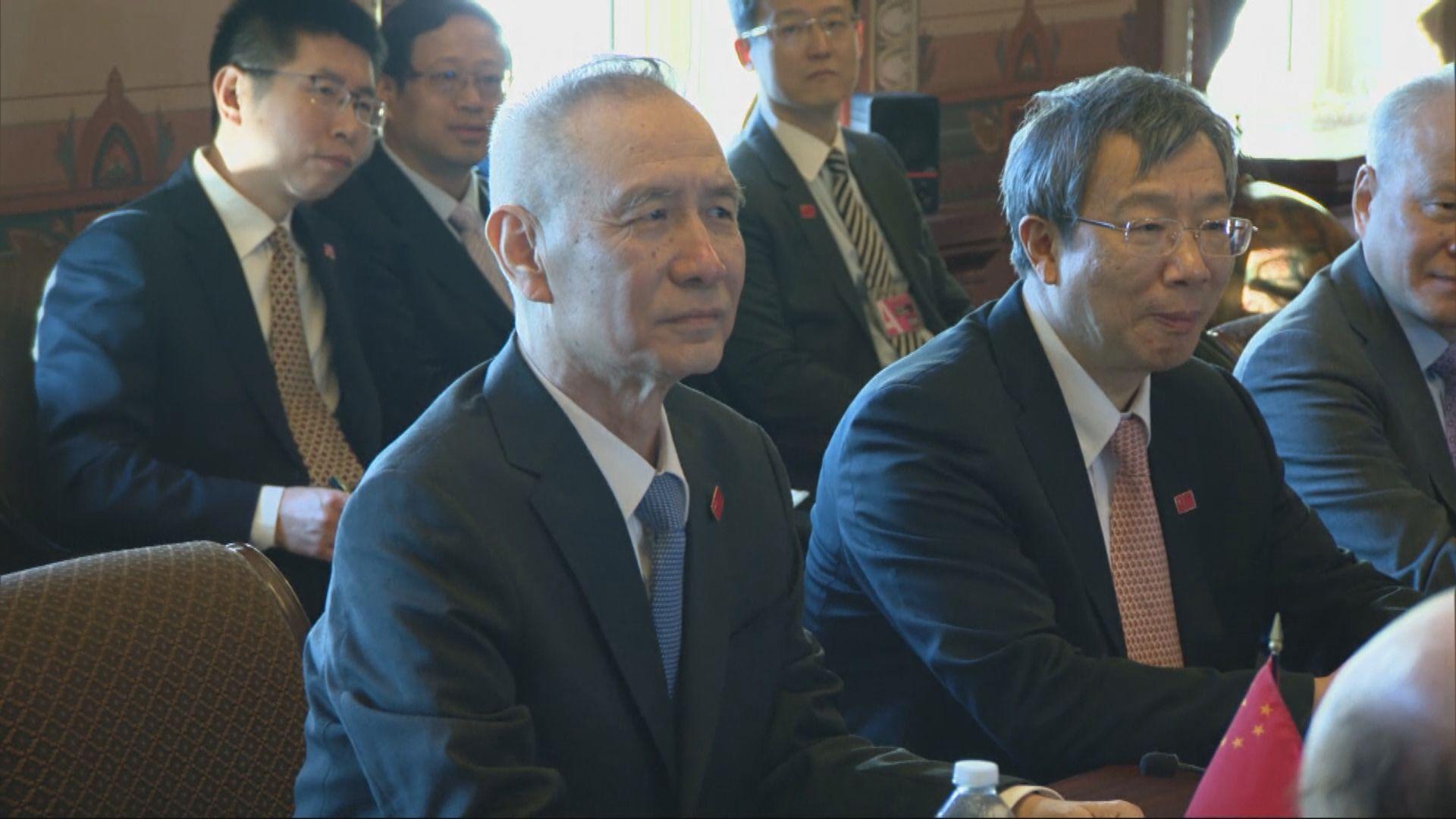 劉鶴將參加新一輪中美貿易談判