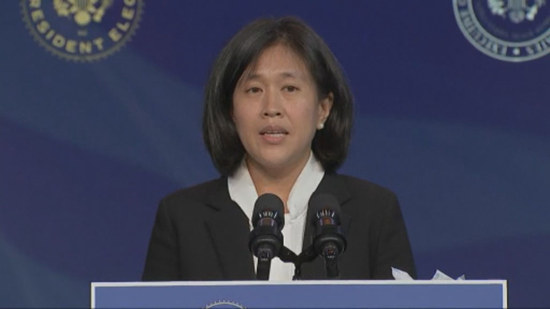 美國貿易代表戴琪將公布美中貿易關係戰略