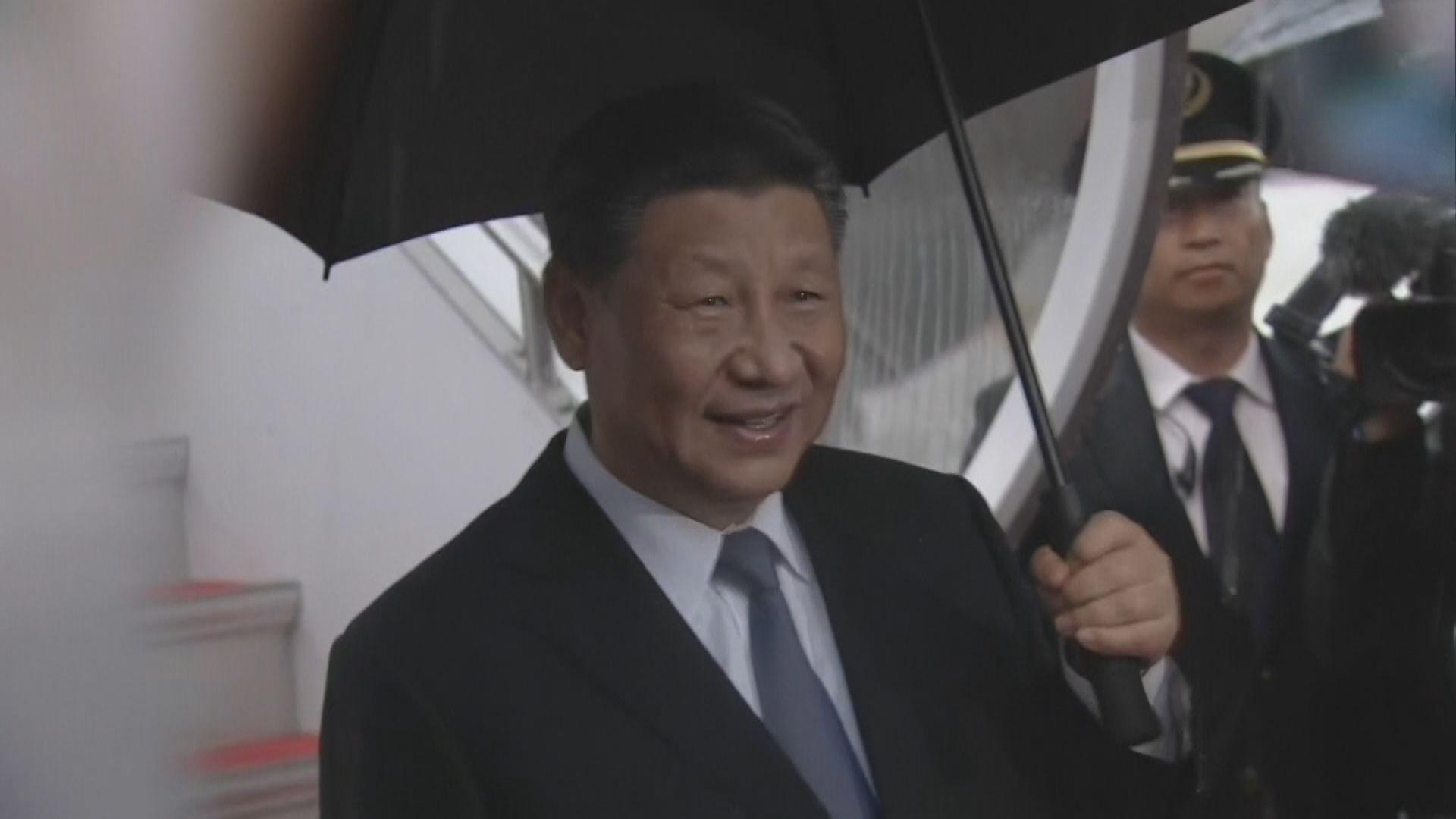 報道引述消息指中美兩國同意暫停貿易戰