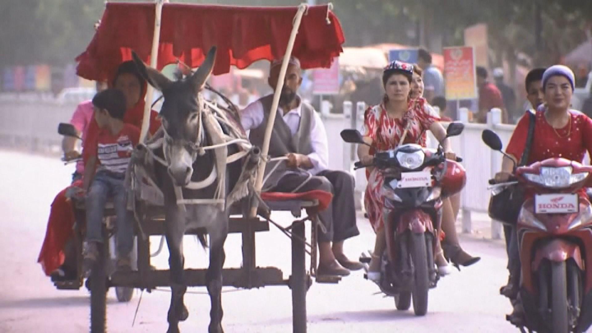 蓬佩奧對穆斯林和家人在新疆遭遇深感不安