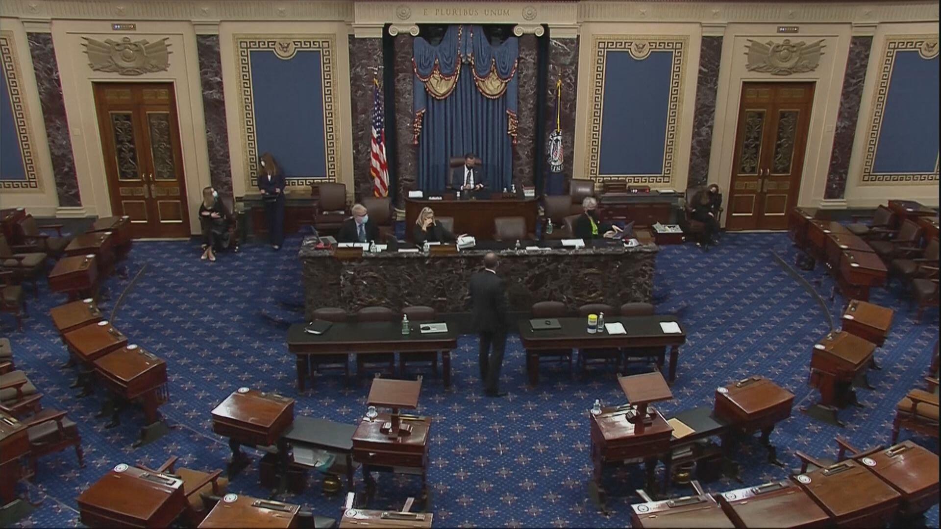 《香港人民自由和選擇法案》美國參院闖關失敗 難望今屆會期結束前通過