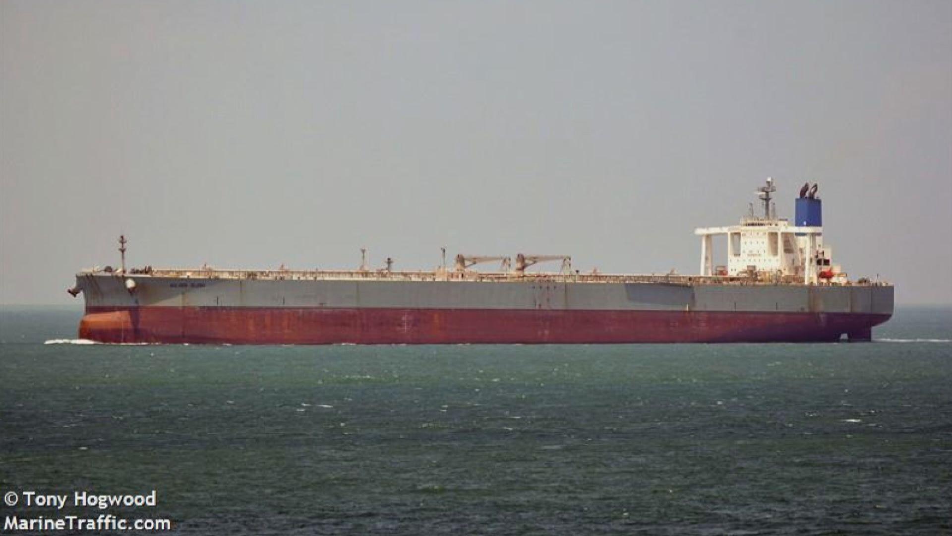 美警告香港勿讓伊朗運油輪停泊 港府正了解