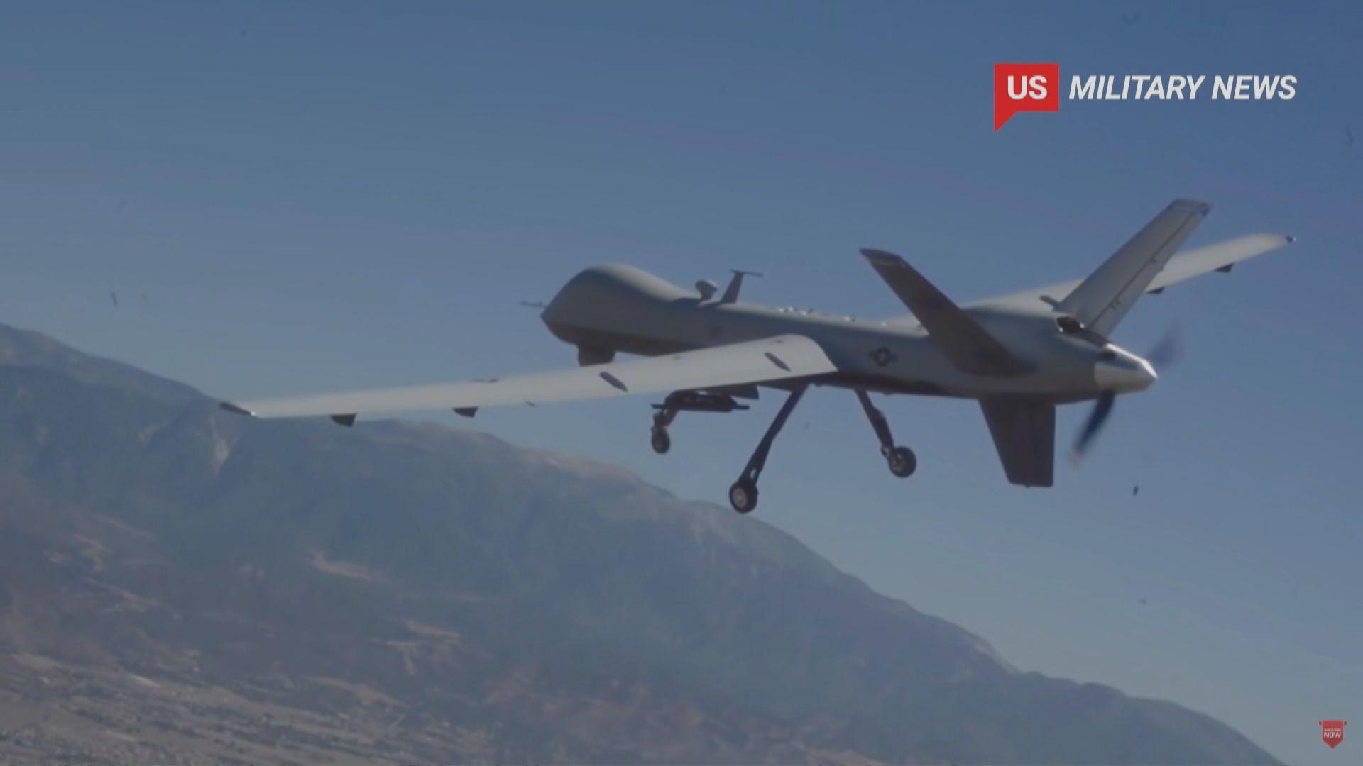 據報白宮再通知國會擬向台售兩款軍備 中方堅決反對